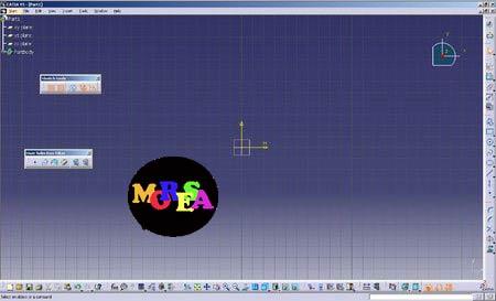 2D sketch کاملترین مرجع آموزشی نرم افزار طراحی و مهندسی CATIA