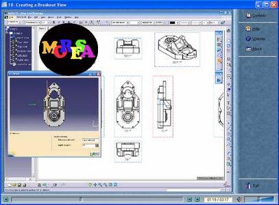 Drafting Course کاملترین مرجع آموزشی نرم افزار طراحی و مهندسی CATIA